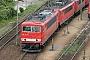 """LEW 14764 - Railion """"155 004-5"""" 16.05.2004 - Mannheim, BetriebswerkErnst Lauer"""