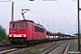 """LEW 14764 - DB Schenker """"155 004-5"""" 28.04.2011 - Friedberg (Hessen)Stefan Sachs"""