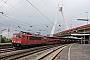 """LEW 14766 - DB Schenker """"155 006-0"""" 12.09.2013 - Ludwigshafen (Rhein), Hauptbahnhof hochErnst Lauer"""