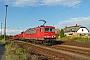 """LEW 14766 - DB Schenker """"155 006-0"""" 13.08.2013 - WülknitzBenjamin Mühle"""