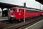 "LEW 14766 - DB AG ""155 006-0"" 10.09.1995 - Frankfurt (Oder)Heiko Müller"