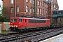 """LEW 14766 - Railion """"155 006-0"""" 16.05.2007 - Hamburg-HarburgRudi Lautenbach"""