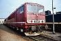 """LEW 14767 - DB AG """"155 007-8"""" 21.05.1995 - Mannheim, BetriebswerkErnst Lauer"""