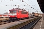 """LEW 14767 - DB Cargo """"155 007-8"""" 14.01.2001 - Erfurt, HauptbahnhofStefan Sachs"""