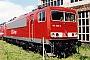 """LEW 14768 - DB AG """"155 008-6"""" 13.05.1999 - Leipzig-Engelsdorf, BetriebswerkOliver Wadewitz"""