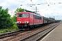 """LEW 14768 - Railion """"155 008-6"""" 18.07.2008 - Graben-NeudorfRalf Lauer"""