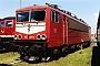 "LEW 14769 - DB Cargo ""155 009-4"" 13.08.2000 - Leipzig-Engelsdorf, BetriebswerkOliver Wadewitz"