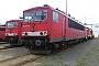 """LEW 14769 - DB Schenker """"155 009-4"""" 07.05.2012 - Seddin, BetriebswerkWerner Giebel"""
