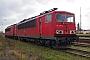 """LEW 14770 - DB Schenker """"155 010-2"""" 10.11.2013 - KöthenStefan Kunath"""