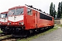 """LEW 14772 - DB AG """"155 012-8"""" 06.06.1999 - Leipzig-Engelsdorf, BetriebswerkOliver Wadewitz"""