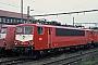 """LEW 14772 - DB Cargo """"155 012-8"""" __.__.199x - ?Jan van Zijtfeld"""