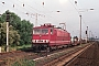 """LEW 14772 - DR """"250 012-2"""" 25.07.1988 - Klein Vielen, Ortsteil AdamsdorfMichael Uhren"""