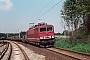 """LEW 14772 - DR """"250 012-2"""" 25.07.1988 - Schönfließ, Abzw. WestMichael Uhren"""