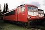 "LEW 14773 - DB Cargo ""155 013-6"" 16.10.1999 - Leipzig-Engelsdorf, BetriebswerkOliver Wadewitz"