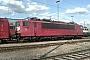 """LEW 14773 - DB Cargo """"155 013-6"""" 28.06.2003 - Mannheim, BetriebswerkErnst Lauer"""