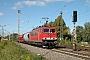 """LEW 14773 - DB Schenker """"155 013-6"""" 16.09.2010 - Leipzig-TheklaOliver Wadewitz"""