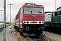 """LEW 14773 - DB AG """"155 013-6"""" 05.10.1995 - Mannheim, BetiebswerkWolfram Wätzold"""