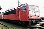 """LEW 14774 - DB AG """"155 014-4"""" 02.05.1999 - Zwickau, BetriebswerkOliver Wadewitz"""