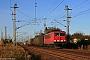 """LEW 14774 - DB Schenker """"155 014-4"""" 26.10.2010 - StralsundPaul Tabbert"""