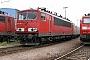 """LEW 14775 - DB Cargo """"155 015-1"""" 04.07.2004 - Mannheim, BetriebswerkErnst Lauer"""