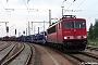 """LEW 14775 - DB Schenker """"155 015-1"""" 15.05.2009 - GlauchauStefan Sachs"""