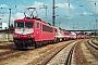 "LEW 14775 - DB AG ""155 015-1"" 27.07.1997 - Waren (Müritz)Michael Uhren"