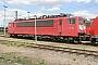"""LEW 14776 - Railion """"155 016-9"""" 25.04.2004 - Mannheim, BetriebswerkErnst Lauer"""
