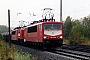 """LEW 14776 - Railion """"155 016-9"""" 15.10.2004 - Leipzig-TheklaOliver Wadewitz"""