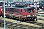 """LEW 14777 - DB AG """"155 017-7"""" 16.03.1997 - Mannheim, BetriebswerkErnst Lauer"""