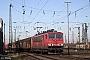 """LEW 14777 - DB Schenker """"155 017-7"""" 03.07.2014 - Oberhausen, Abzweig MathildeIngmar Weidig"""