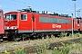 """LEW 14777 - DB AG """"155 017-7"""" 16.08.1998 - Mannheim, BetriebswerkErnst Lauer"""