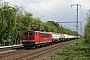 """LEW 14777 - DB Schenker """"155 017-7"""" 04.05.2011 - Berlin-FriedrichshagenSebastian Schrader"""
