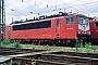 """LEW 14778 - DB AG """"155 018-5"""" 16.07.1997 - Mannheim, BetriebswerkErnst Lauer"""