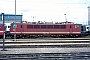 """LEW 14779 - DB AG """"155 019-3"""" 14.05.1995 - Mannheim, BetriebswerkErnst Lauer"""