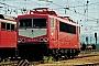 "LEW 14779 - DB AG ""155 019-3"" 03.09.1996 - Mannheim, RangierbahnhofWolfram Wätzold"