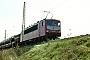 """LEW 14780 - DB Cargo """"155 020-1"""" 31.03.2001 - Mannheim, RangierbahnhofErnst Lauer"""