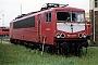 "LEW 14780 - DB Cargo ""155 020-1"" 14.09.2001 - Leipzig-Engelsdorf, BetriebswerkOliver Wadewitz"