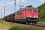 """LEW 14780 - DB Schenker """"155 020-1"""" 11.06.2015 - WiertheGerd Zerulla"""