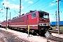 """LEW 14781 - DB AG """"155 021-9"""" 21.07.1996 - Mannheim, BetriebswerkErnst Lauer"""