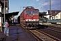 """LEW 14783 - DB AG """"155 023-5"""" 29.09.1995 - Mörfelden-Walldorf, Bahnhof Walldorf (Hessen)Robert Steckenreiter"""