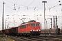 """LEW 15490 - DB Schenker """"155 039-1"""" 28.01.2012 - Oberhausen, Abzweig MathildeIngmar Weidig"""