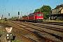 """LEW 15490 - Railion """"155 039-1"""" 29.07.2008 - Leipzig-WiederitzschTorsten Barth"""