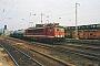 """LEW 15491 - DR """"250 040-3"""" 19.09.1991 - Halle (Saale), HauptbahnhofErnst Lauer"""
