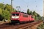 """LEW 15491 - Railion """"155 040-9"""" 19.09.2003 - Leipzig-TheklaOliver Wadewitz"""