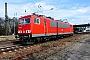 """LEW 15491 - Railion """"155 040-9"""" 28.03.2008 - Mainz-BischofsheimRalf Lauer"""
