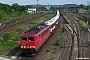"""LEW 15491 - DB Schenker """"155 040-9"""" 09.06.2010 - Bad Friedrichshall-JagstfeldStefan Sachs"""