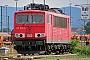 """LEW 15491 - DB Schenker """"155 040-9"""" 25.08.2015 - Mannheim, RangierbahnhofWolfram Wätzold"""