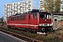 """LEW 15492 - DR """"250 041-1"""" 14.10.1990 - Leipzig, Bayerischer BahnhofErnst Lauer"""