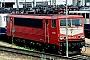 """LEW 15493 - DB AG """"155 042-5"""" 24.05.1998 - Mannheim, BetriebswerkErnst Lauer"""