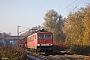 """LEW 15493 - DB Schenker """"155 042-5"""" 15.11.2011 - Bottrop-Welheimer MarkIngmar Weidig"""